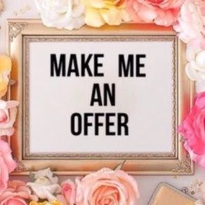 Other - Make me an offer $$